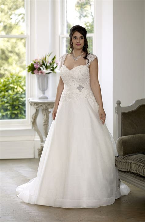 Plus Size Wedding Dresses Galway Ireland   Plus Size