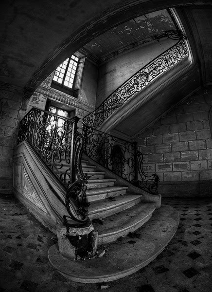 Should we climb the stairs?  Should we risk our lives to  find out the secrets of Oasis?  Do we dare?  Do we not dare?  We must find the truth.  Come with us.  The Dead Game by Susanne Leist
