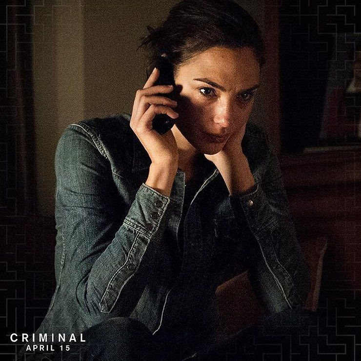 Jill (@gal_gadot) must bring out the hero within a criminal.