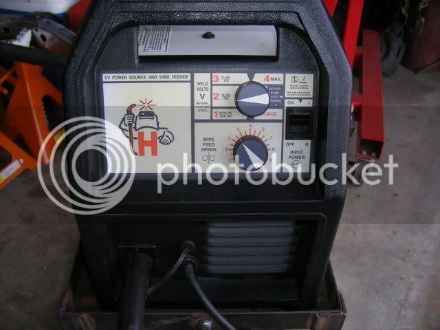 Hobart Handler 150 220V Mig