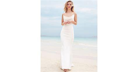 Lipsy Bridal Cowl Neck Satin Maxi Dress   Wedding Dresses