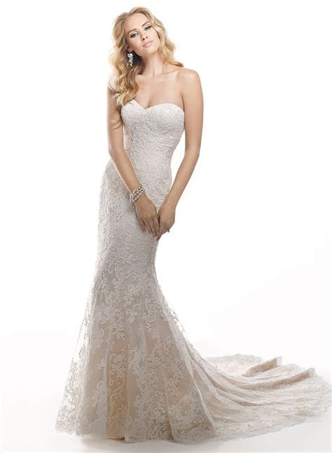 Maggie Sottero Chesney Size 2 Wedding Dress ? OnceWed.com