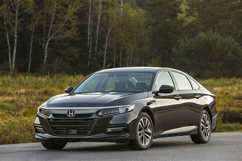 honda announces details   accord hybrid
