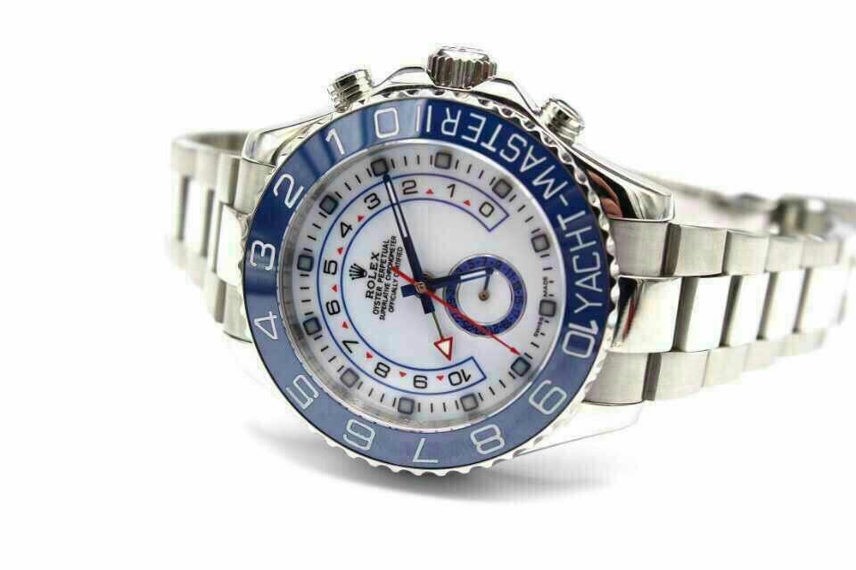 Replica Rolex Yacht-Master II 116680 Blue Watch