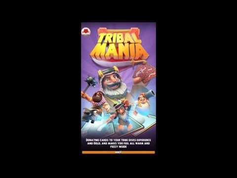 Tribal Mania Android Strateji / Clash Royale Çakması