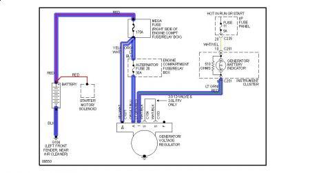2002 ford taurus charging system wiring diagram 35 1998 ford taurus wiring diagram wiring diagram list  35 1998 ford taurus wiring diagram