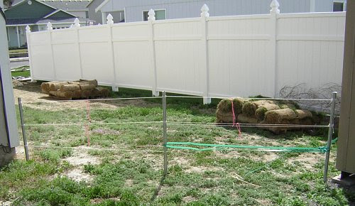 South Side Fence