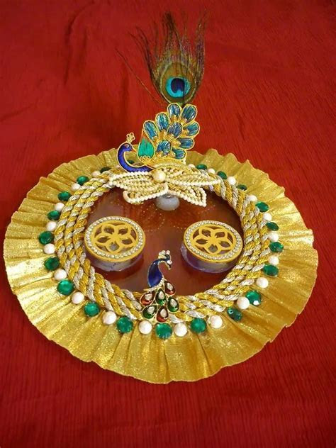 52 Decorative Aarti Plates, Get DIY Aarti Thali Ideas For