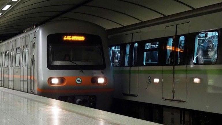 Νέα απεργία στο μετρό την Τρίτη