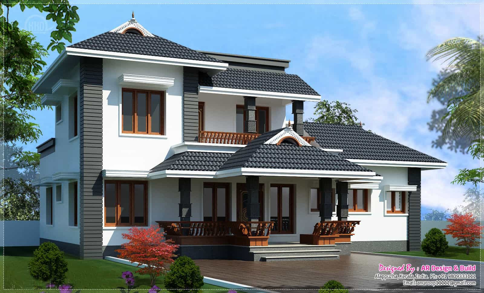 Sloping Roof Kerala