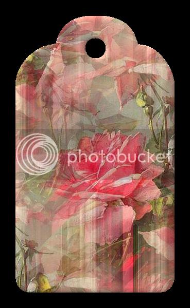 flowers tag,etiquetas, png