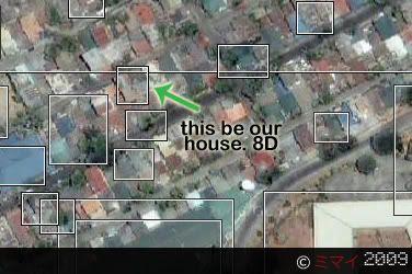 ILU Google Earth.
