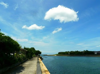 宮之浦川河口