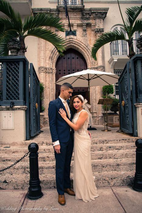 Miami Beach Courthouse Wedding   Unique Wedding Ideas