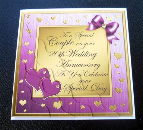 20th Wedding Anniversary Wishes, Messages and Quotes