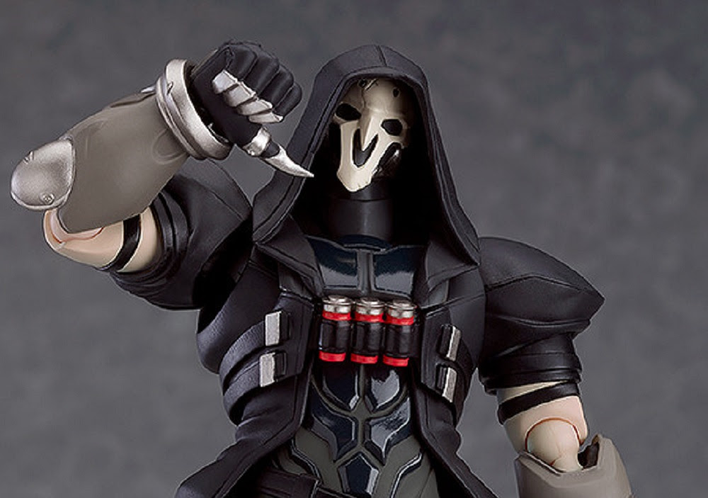 Awesome Overwatch Reaper Figma now available for pre-order screenshot