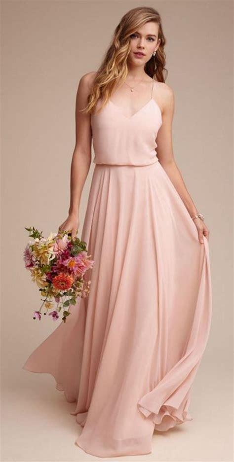 25  best ideas about Blush bridesmaid dresses on Pinterest