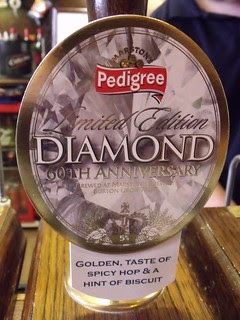 Marston's, Pedigree Diamond, England