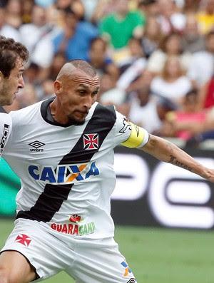 Guinazu, Vasco x ABC (Foto: Cezar Loureiro / Agência o Globo)