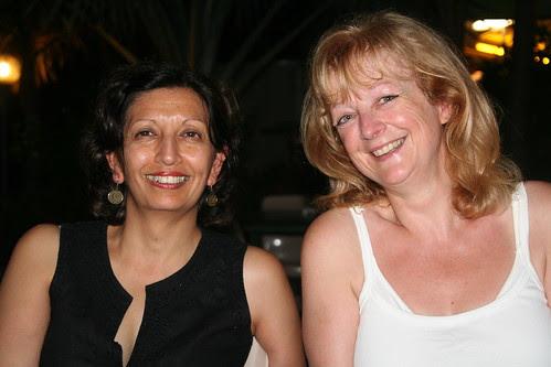 Jayshree and Sue