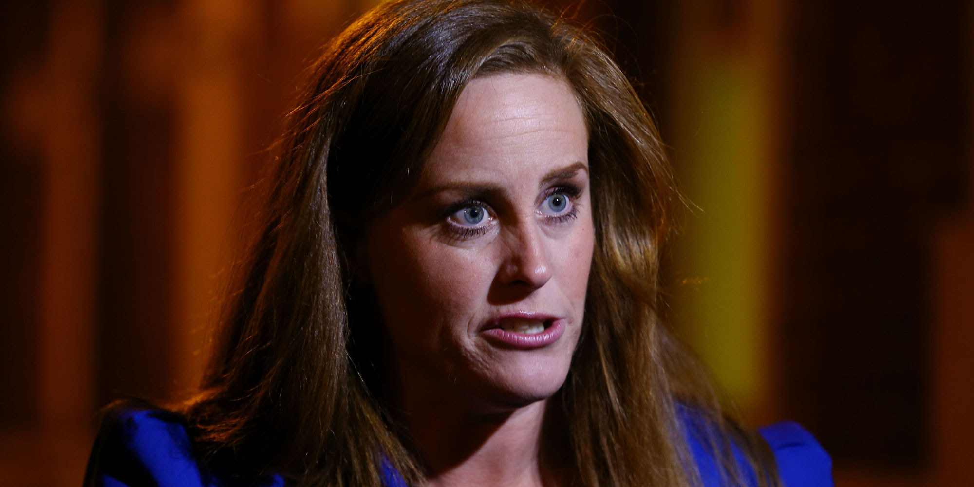 Conservative candidate Kelly Tolhurst ... never seen in the same room as Nikki Sinclaire. Just saying!