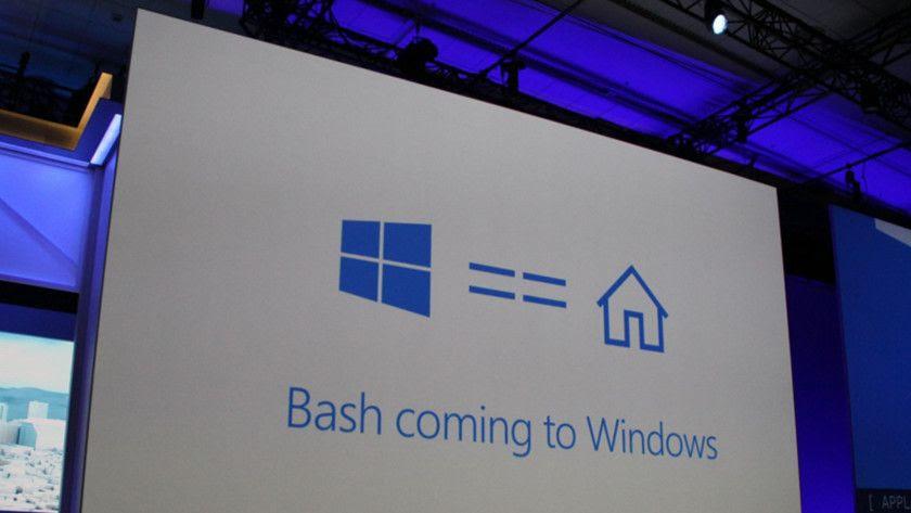 Microsoft publica el primer Windows 10 con Bash