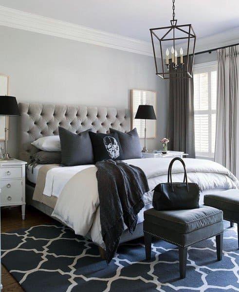 Top 60 Best Headboard Ideas - Bedroom Interior Designs
