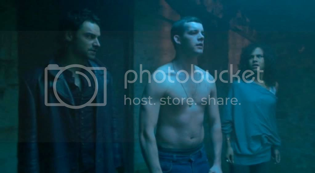 aidan turner,russell tovey,lenora crichlow,being human