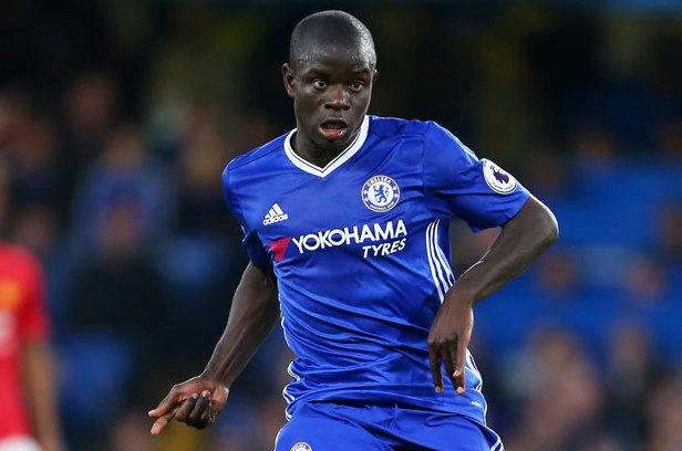 EPL: Chelsea offers N'Golo Kante new deal to become highest earner at Stamford Bridge