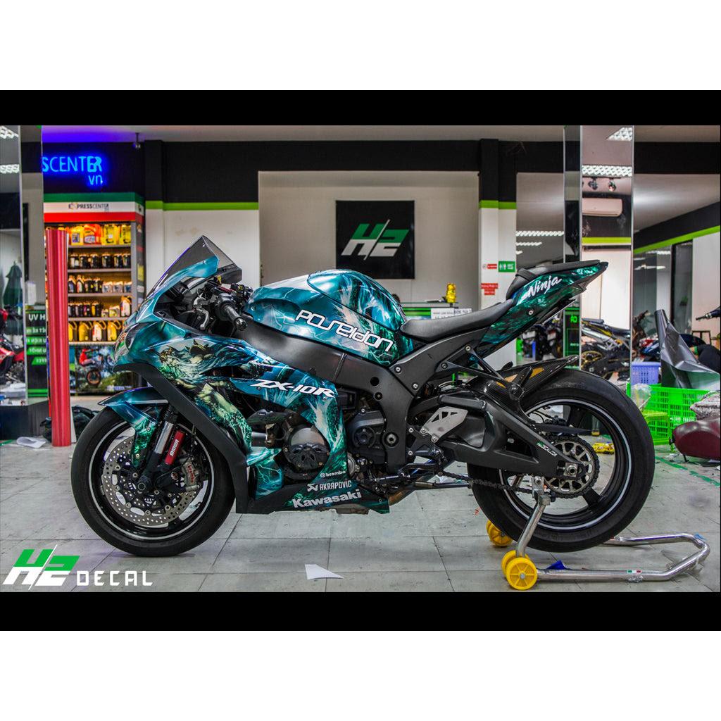 Ninja Zx10r 2019 Kawasaki Ninja Zx 2019 08 20