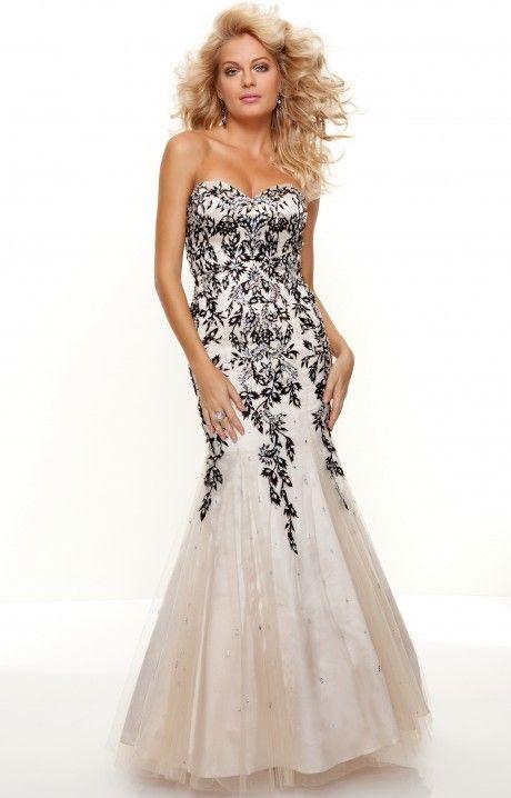 Evening formal dresses 2013