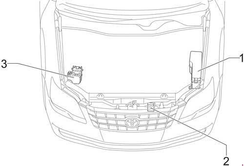 05 12 Toyota Avalon Fuse Diagram