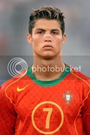 ronaldo hairstyle