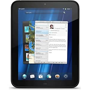 HP TouchPad Tablet Computer