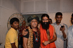 Baba Ramdev And Bollywoods Most Wanted Dam Madar Malang by firoze shakir photographerno1