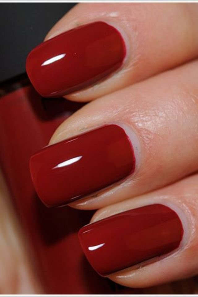 Six Nail Polish Colors That Are Appropriate for the Office ...