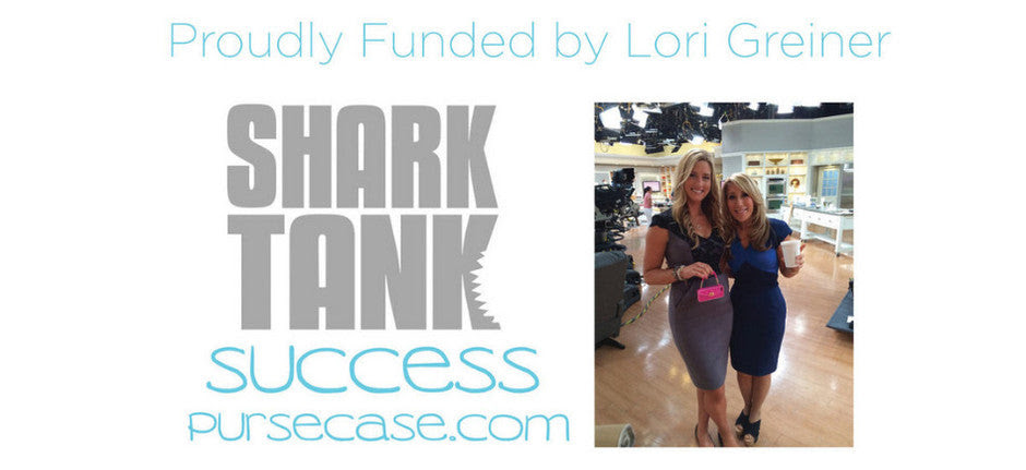 pursecase on Shark Tank
