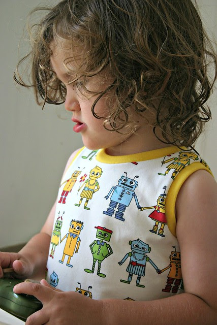 robot shirt 1
