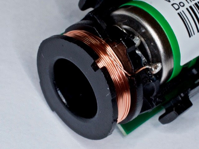 The Wireless Charging Coil