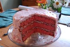 Strawberry Cake7