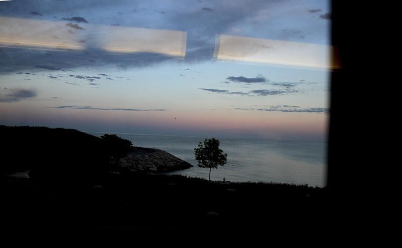Lake Ontario via GO