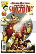 Billy Batson and the Magic of Shazam #1
