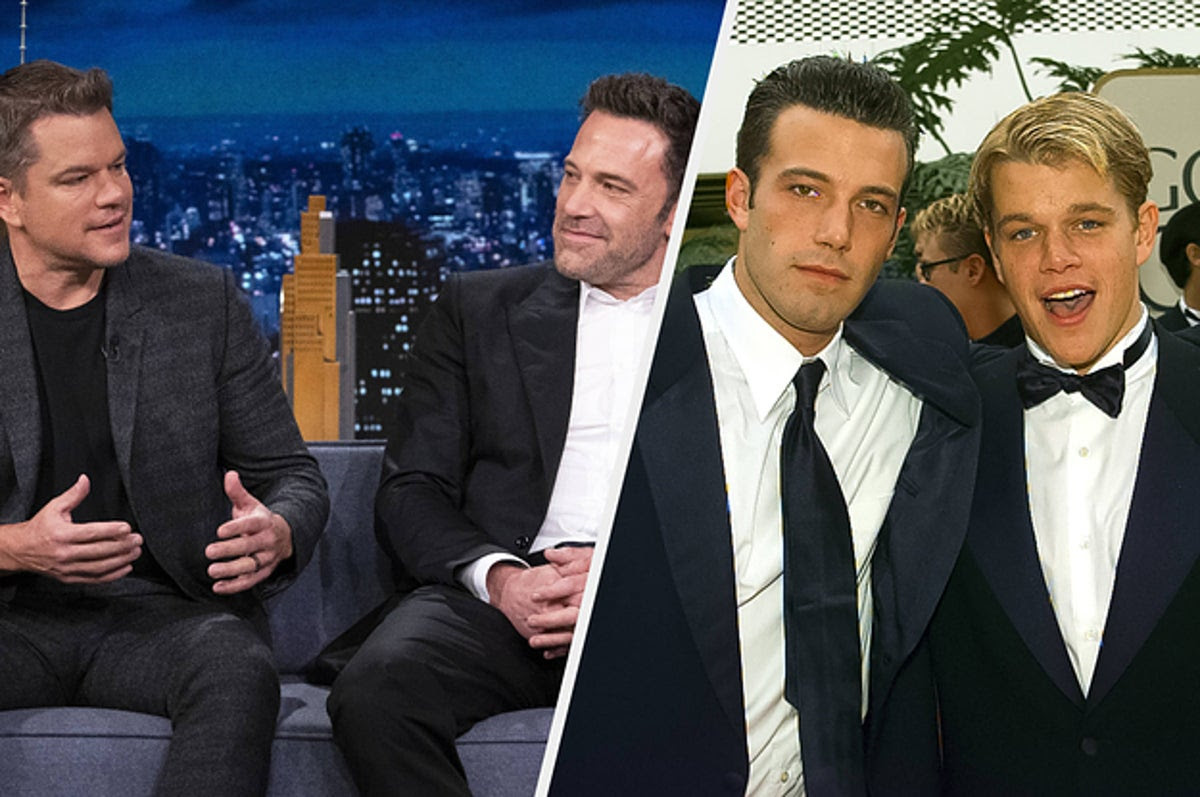 """Ben Affleck And Matt Damon Explained How Writing """"Good Will Hunting"""" Nearly Ruined Their Friendship And Revealed Why It Took Them 25 Years To Work Together Again"""