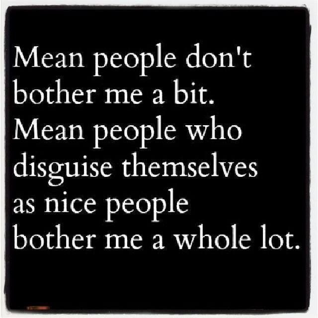 Mean People Quotes Sayings Mean People Picture Quotes