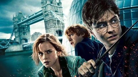 Harry Potter Movies On Netflix