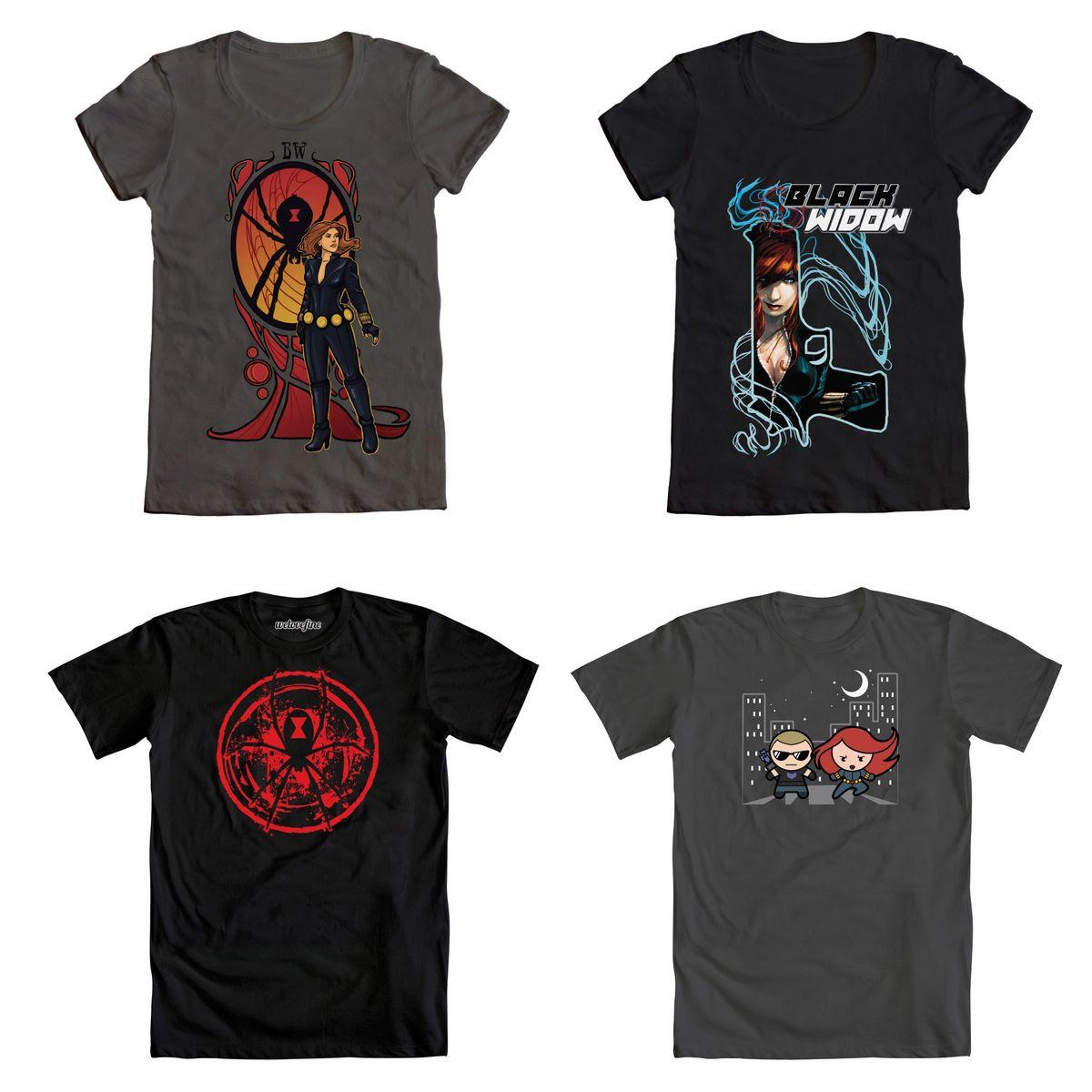 wlf bw shirts