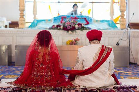 Traditional Punjabi wedding   The cultural wedding of Punjab