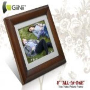 Giinii 8 All In One True Video Picture Frame