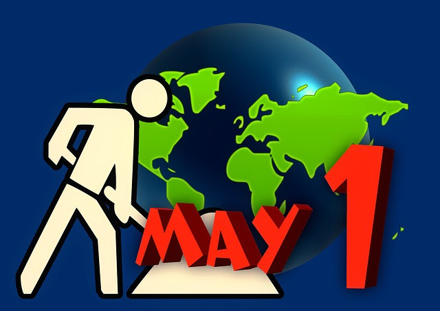 Happy May Day Wishes Quotes Messages Workers Day Greetings Labor