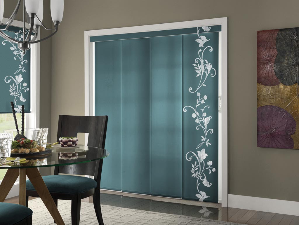 Roller Shades Patio Doors | Window Treatments Design Ideas